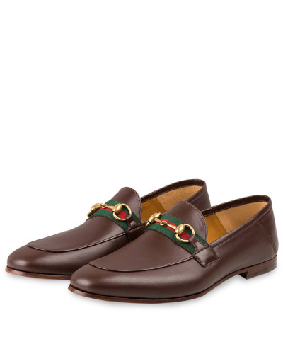 Loafer BRIXTON - BROWN