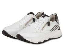 Plateau-Sneaker LAS VEGAS - WEISS