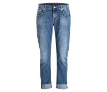 Boyfriend-Jeans RELAXED SKINNY - blau