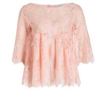 Bluse BABETTE mit 3/4-Arm - rosa