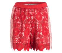 Shorts IDONY - rot/ rosa