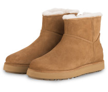 Boots  CLASSIC MINI - CAMEL