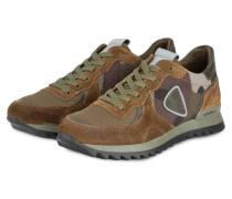 Sneaker NEW CLAUDE - grün/ braun