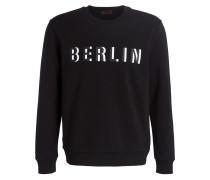 Sweatshirt DERLINO - schwarz