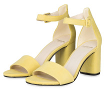 Sandaletten PENNY - GELB