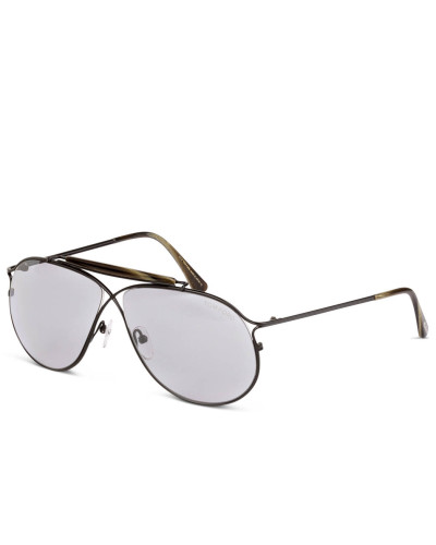 Sonnenbrille TOM N.6 - 01c - schwarz/ grau