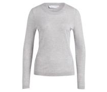 Pullover FAYME - hellgrau meliert