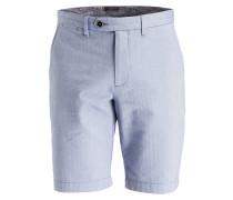 Chino-Shorts MYSHO - blau