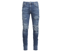 Destroyed-Jeans - 103inm med indigo