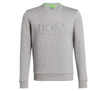 Sweatshirt SALBO - grau meliert