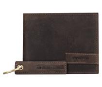 Set: Geldbörse und Schlüsselanhänger