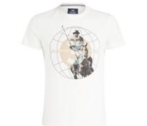 T-Shirt ROJO - weiss
