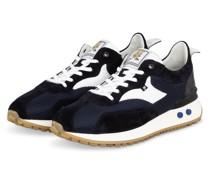 Sneaker - DUNKELBLAU/ WEISS