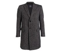 Mantel MATSUI - schwarz/ grau