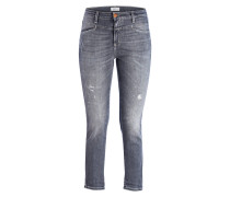 Skinny-Jeans PUSHER - grau