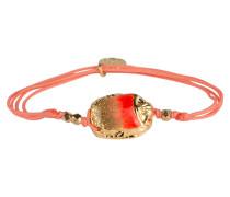 Armband SCARAMOUCHE - apricot/ gold