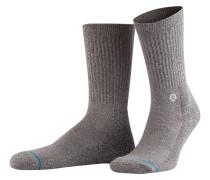 Socken ICON - grau meliert