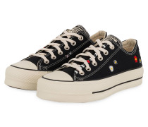 Plateau-Sneaker CHUCK TAYLOR ALL STAR LOW