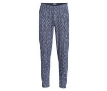 Sleep-Pants - navy