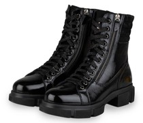 Plateau-Boots KATE 22 - SCHWARZ