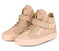 Hightop-Sneaker CARTER - rosa