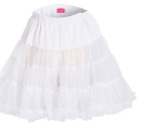 Petticoat - weiss