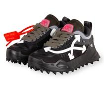 Plateau-Sneaker ODSY - SCHWARZ/ WEISS