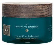 HAMMAM - BODY CREAM 220 ml, 8.41 € / 100 ml