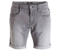 Jeans-Shorts ANBASS HYPERFLEX - 009 grey