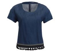 Jeansshirt - blau