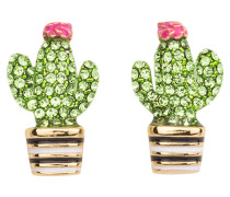Ohrstecker SCENIC ROUTE CACTUS - gold