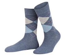 2er-Pack Socken EVERYDAY MIX - blau