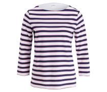 Shirt LOUNA - weiss/ navy/ pink gestreift