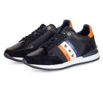 Sneaker - DUNKELBLAU/ ORANGE