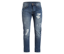 Destroyed-Jeans ROCCO Relaxed Skinny Fit