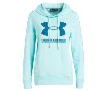 Hoodie FAVORITE FLEECE - mint