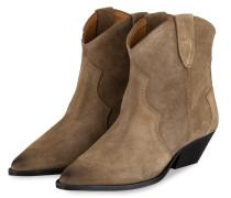 Cowboy Boots DEWINA - BEIGE