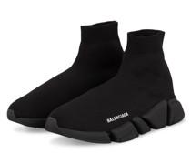 Hightop-Sneaker SPEED 2.0 - SCHWARZ