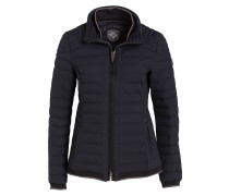 Steppjacke HELIUM SHORT - navy