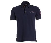 Piqué-Poloshirt ELBAS NEW - blau