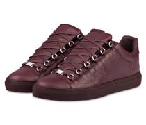 Sneaker - bordeaux