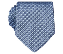 Krawatte - hellblau/ dunkelblau