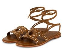 Sandalen FIOULIGHT mit Nietenbesatz