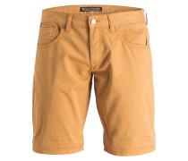 Shorts PAOLO - ocker