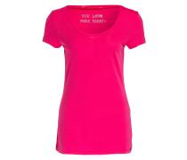 T-Shirt TAFAME - pink