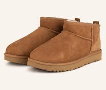 Boots CLASSIC ULTRA MINI - CAMEL
