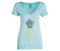 T-Shirt TUTTI FRUTTI - blau
