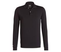 Poloshirt TOP - schwarz
