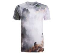 T-Shirt VALLEY - weiss