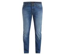 Jeans J688 Comfort-Fit - blau